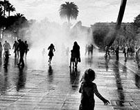 Jeux d'enfants et French Riviera