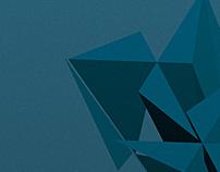 Polígonos Azules