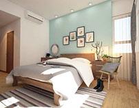 Apartment in Saigon Pearl, Vietnam