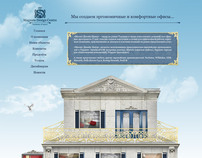 "Design for ""Magnate Design Centre"""