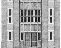 Pen & Ink Buildings