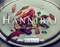Hannibal - Second course is served