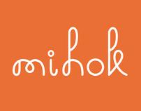 Mihok Typeface (protoType))