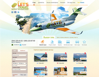 "Design for ""Let's Travel"""