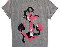 Flamingos X Anchors Aweigh