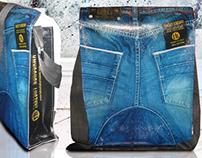 Bag Design for Takeshy Kurosawa