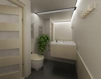 """""""77m2"""" Interior design & Viz 3D"""