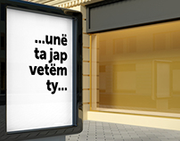 WIFI teasing campaign