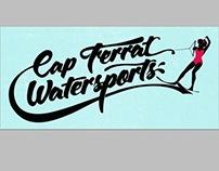 LOGO LETTERING CAP FERRAT WATERSPORTS