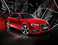 Audi A3 Sportback Print