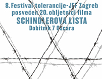 20th Anniversary of Schindler's List at JFF Zagreb