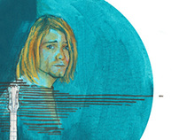 Kurt Cobain - Obituario Magazine N 13