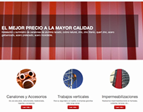 Web design - wordpress - www.canalonescoimbra.com