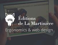 Teaser of Éditions de la Martinière