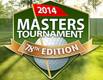 Masters Tournament 2014 / Advertisement