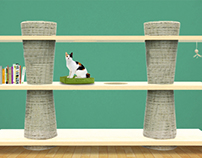 Cat People Furniture