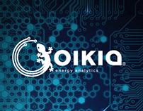 Oikia. Energy Analytics