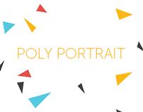 Poly Portrait