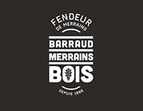 BARRAUD MERRAINS BOIS