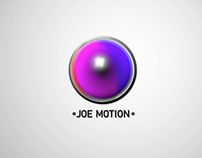 Logo Animation for Joe Motion LLC