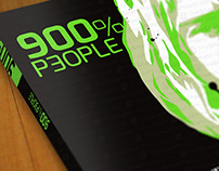 900% People - by Frank Denota