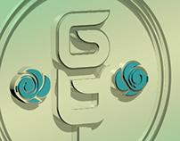 Logo 3D Grabados Andres