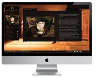 Website Design - Acentric Loft