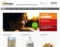 Dalapellets E-Commerce