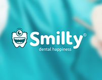 Smilty. Dental Happiness