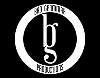 Bad Grammar Productions Identity