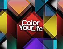 COLOR YOUR LIFE™