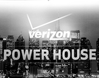 Verizon Power House Super Bowl XLVIII 2014