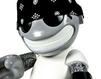 SKIN DEEP Custom 20in Kidrobot
