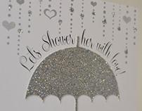Melissa's Bridal Shower Invitations