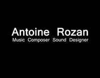 Demo Reel Antoine ROZAN from 2009 to 2014