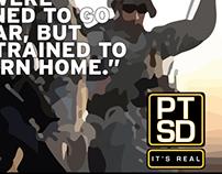 PTSD Posters