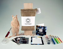 Whittle Bears // A Wood Carving Kit