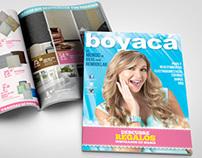 Revistas Bimensuales Almacenes Boyaca