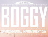 Boggy Bayou Clean-Up