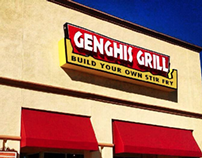 New Genghis Grill storefront