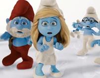 Syfy- Smurfs Movie (Promo)