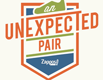 An Unexpected Pair by Zappos
