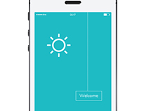 Local Weather APP Redesign