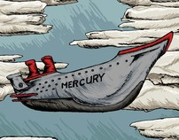 The Voyage of the Mercury