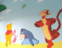 Winnie the Pooh | Kids room