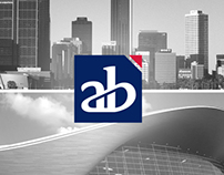 AB Group Real Estate Corporate Branding