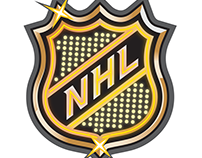 NHL logos redesigned w/ VEGAS FLAIR! - ESPN