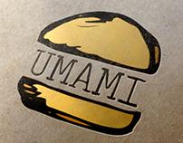 Umami Burger Logo Re-design