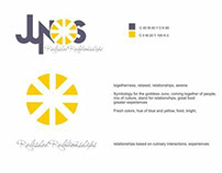 Junos, Logo Design exploration