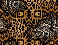 Textile Pattern Autumn/Winter 2014